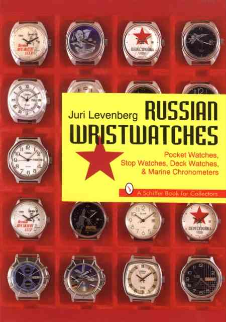Russian Wristwatches By Levenberg, Juri