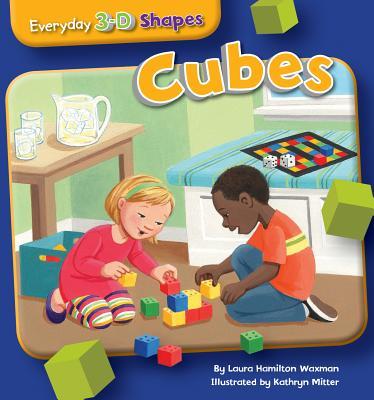 Cubes By Waxman, Laura Hamilton